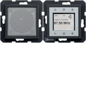 Radio Touch und Lautsprecher B.3/B.7 ant