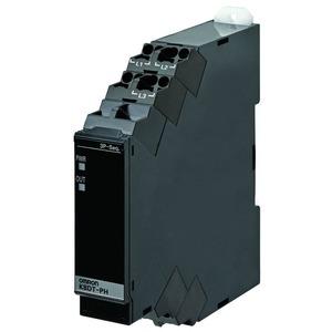 K8DT-PH1TN, Überwachungsrelais, 17.5mm, Phasenlage und -ausfall in 3 Phasen 3 Draht, 200-480 VAC, 1 Transistor