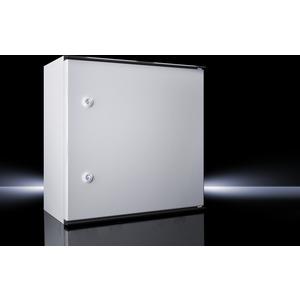 KS 1466.500, Kunststoff-Schaltschrank KS, 1-türig, BHT 600x600x200 mm