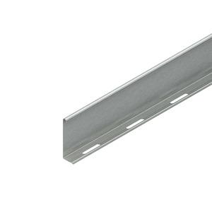 RW 85, Trennsteg, 80x3000 mm, t=0,9 mm, Stahl, bandverzinkt DIN EN 10346, inkl. Zubehör