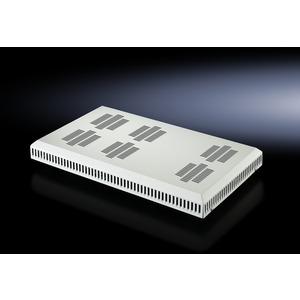 DK 5502.020, Lüfterbleche TS IT max. 6 Lüfter, RAL 7035