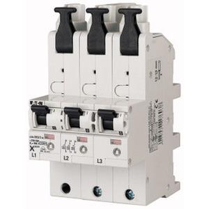 LSHU-E35/3-KL, Leitungsschutzschalter, 35A, 3p, E-Char, AC