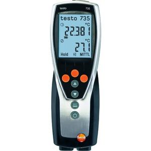testo 735-2 Temperatur-Messgerät mit PC-Modul