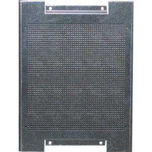Montageplatte 300x400mm, Metalllochplatte