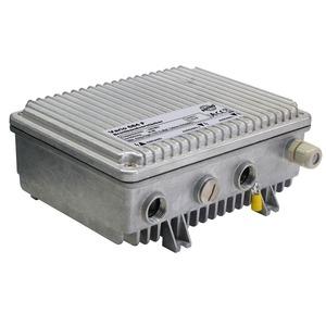 VARIO 684 F, Modularer Breitbandverstärker ferngespeist, mit optionalem 65 MHz Rückweg, Vorweg bis 1006 MHz, Verstärkung Vorweg 40 dB, Ausgangspegel Vorweg 113 dBµ