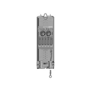 EKM-2050-2D1-5S/U-E3 (88521), Sicherungskasten EKM 2050, SK, 2D01, alle Netze, E-Seil, 1/2/3x5x16 mm²