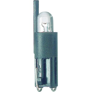 93-LED RT, LED-Leuchte, 230 V, 0,5 mA, rot, für SCHUKO-Steckdosen mit Funktionsanzeige