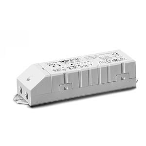 Elektronischer Konverter, 20-105W, weiß 230-240V, sek. 11,2-11,7V, 28x37x128mm