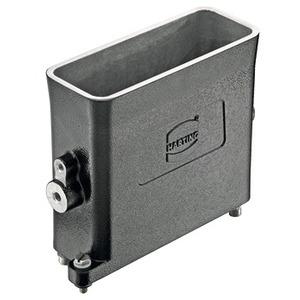 Tüllengehäuse, Baugröße: 24 HPR, Schraubverriegelung, Edelstahl