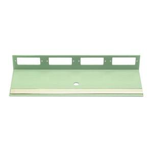 Verteilerplatte für Kompakt-Spleißbox, 12 ST