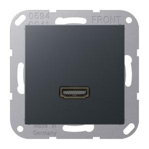 MA A 1112 ANM, HDMI, Tragring, Schraubbefestigung, bruchsicher