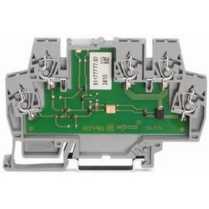Optokopplermodul DC 5 V / 0,1 A grau