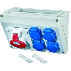 FP CB 216, FP Connection Box für den Geräteeinbau