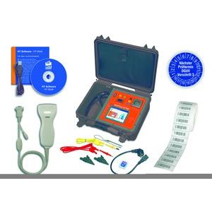MultiTest HT700+ Set, BGV A3 Tester inkl. Barcodescanner, Barcode- & Prüfetiketten