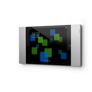 sDock Fix mini, Wandhalterung für iPad mini 4 für permanente iPad-Installationen, Ladestation.  Abschließbar.Sehr flach, nur 12 mm