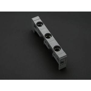 D0-Reiter-Sicherungssockel, 27mm E 18 / 63 A berührungsgeschützt