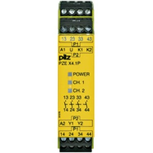 PZE X4.1P 24VDC 4n/o