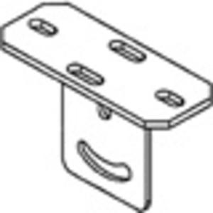 Kopfplatte für Stiel/Profilschiene