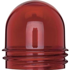 MEG4492-8006, Kuppelhaube für Lichtsignal E 14, (2x), rot, AQUASTAR