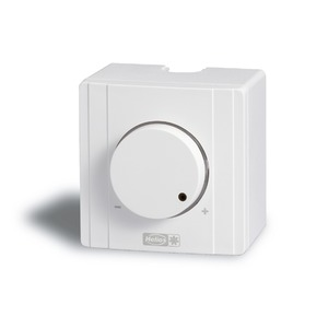 ESA 1, Drehzahlsteller elektronisch für AP-Einbau, 1 A, 80 x 80 x 65 mm