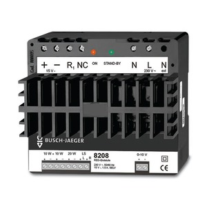 8208, REG-Verstärker, Multimedia, Busch-AudioWorld