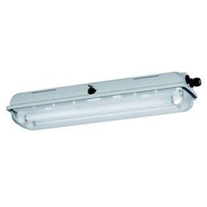6001/522-9510-1511 Leuchte Zone1 2x18W, Leuchte für Leuchstofflampen  6001/522-9510-1511 Leuchte Zone1 2x18W