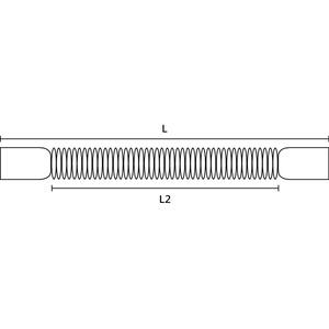 WSHE 23/12-PO-X-BK, Warmschrumpfschlauch für Hauseinführungen 23/12 W0044.0000.0.W03 - Lieferumfang: - 1x WSHE