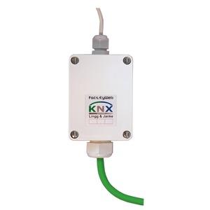 KNX Schnittstelle für Hydrometer Sharky Wärmemengenzähler;