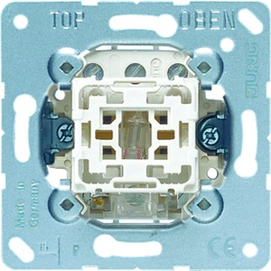 503 KOU, Wipp-Kontrollschalter, 16 AX, 400 V ~, Aus 3-polig, Glimmlampe 98