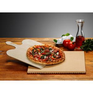 Pizza- und Brotbackstein Set