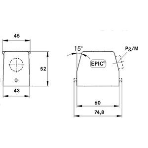 EPIC® H-B 6 TS M20 ZW
