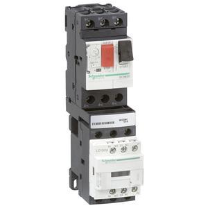 Direktstarter, 2,2kW/415V/AC3, 24 V DC, 1 Drehrichtung