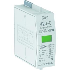 V20-C 0-280, SurgeController V20 Oberteil 280V