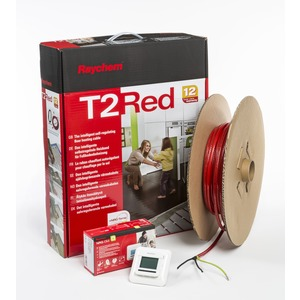 R-RD-B-86M/NRG, Fußbodenheizung System T2Red Komplettpaket  T2Red Pack 86 m Heizband