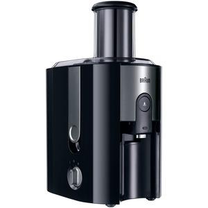 J 500 schwarz, Braun Multiquick 5 Entsafter J500