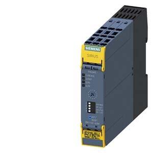 3SK1122-2CB44, SIRIUS Sicherheitsschaltgerät Grundgerät advanced Reihe mit Zeitverzögerung 5-30