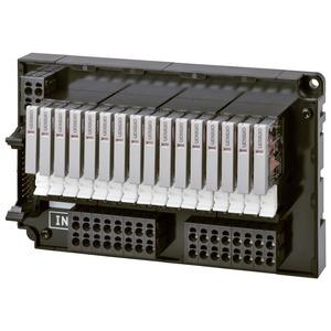 G70V-SID16P, Relaismodul, PLC Eingang, 16 Kanäle, NPN, Push-In Anschluss