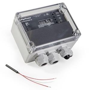 RAYSTAT-ECO-10, Frostschutz-Steuergerät mit Umgebungsteemperaturerfassung, 0°C bis +30°C