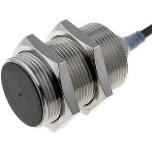 E2A-M30KS15-WP-B1 5M, Näherungsschalter, induktiv, M30, abgeschirmt, 15 mm, DC, 3-adrig, PNP / Schließer, 5 m