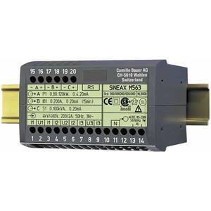 SINEAX M563 24...60VDC/AC 20mA, Multi-Messumformer, prog.bar, 3 Analogausg., RS232