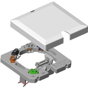 HAD 3-F, Herdanschlussdose komfort unterputz