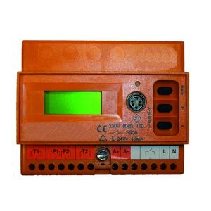 HDRHSTEUERUNG, Dachrinnenheizungssteuerung ET-7351D mit Fühler und Montageblech