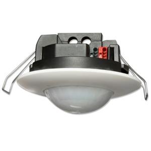 PD2-KNX-UP-weiß, KNX-Präsenzmelder mit integriertem KNX-BUS-Ankoppler