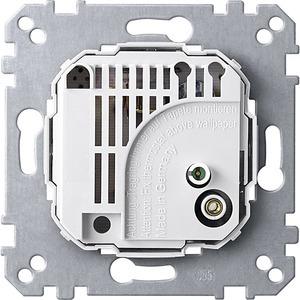 Raumtemperaturregler-Einsatz mit Wechselkontakt, AC 230 V, 5(2) A
