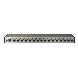 SANTEC 16-Kanal aktiver Zweidrahtempfänger Video / Spannung / RS-485