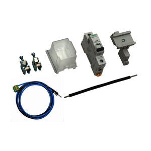 Best.-Paket Spngs.vers. RfZ mit LS-Schalter B10A/25kA für den NAR