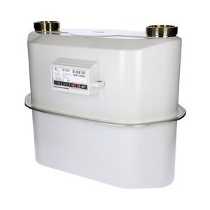 BK-G4A, KNX Gaszähler, Zweistutzen, Elster  DN25/0,04 - 6m3/h