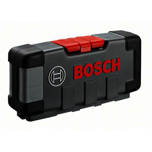40-teilig Einnockenschaft Bosch Stichsägeblatt-Set Wood and Metal