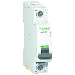 Leitungsschutzschalter C60H-DC, 1P, 50A, C-Charakteristik,