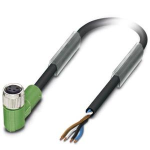 SAC-4P- 1,5-PUR/M 8FR, Sensor-/Aktor-Kabel-SAC-4P- 1,5-PUR/M 8FR